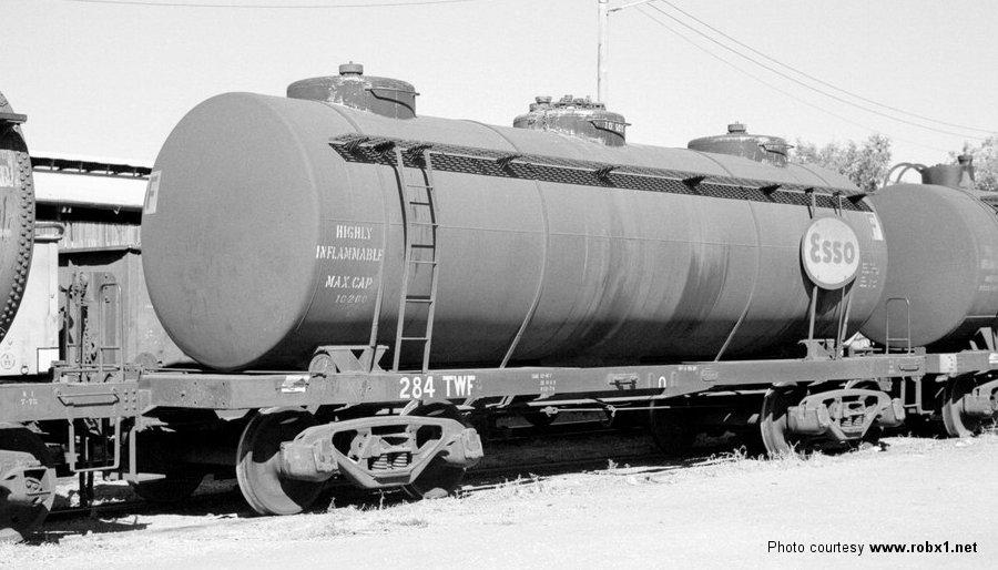 Vr 38foot Rail Tank Cars